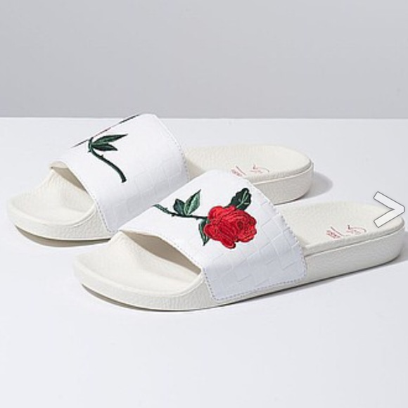 Vans Shoes | Vans Leila Hurst Slide On